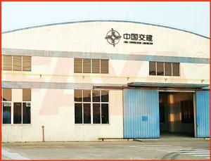 中交四航局高明材料厂地磅施工项目--2019年1月2日
