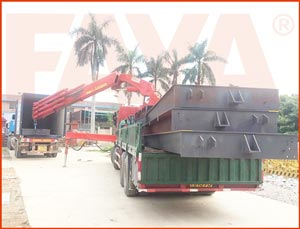 FAYA-出口越南地磅项目--2019年4月25日